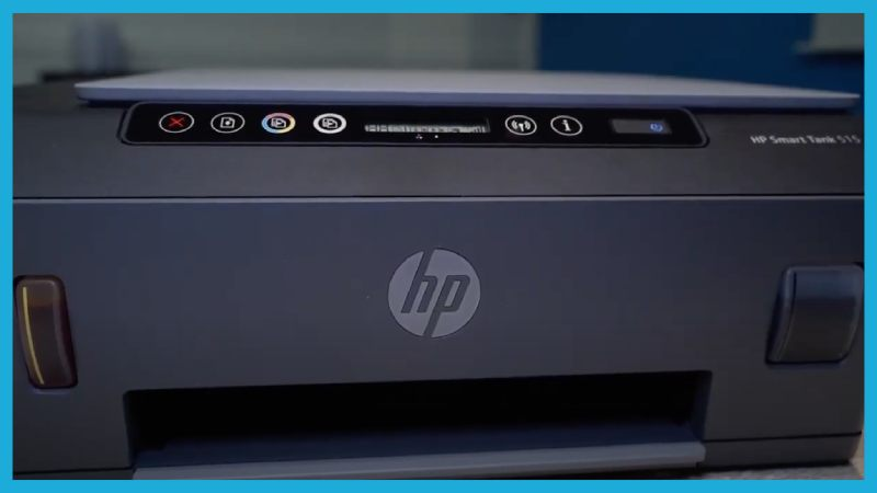 Impresora HP Smart Tank 515 review analisis comentarios