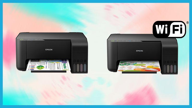 Impresoras Epson L3110 L3150