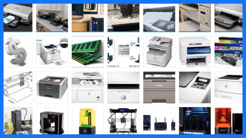 Las mejores impresoras del 2020